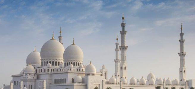 masjid dan anak-anak